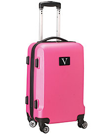 Luggage Carry-On 21-Inch Hardcase Spinner 100% Abs With Letter M