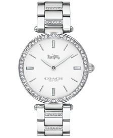 COACH Women's Park Stainless Steel Bracelet Watch 34mm