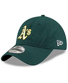 New Era Oakland Athletics On-Field Replica 9TWENTY Cap