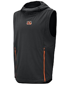 Nike Men's Cincinnati Bengals Shield Fly Rush Vest