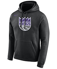 Nike Men's Sacramento Kings Essential Logo Pullover Hoodie