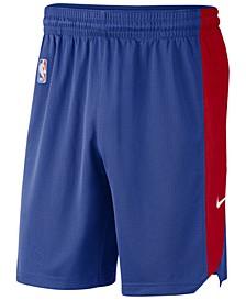 Men's Philadelphia 76ers Practice Shorts