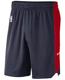 Nike Men's Washington Wizards Practice Shorts