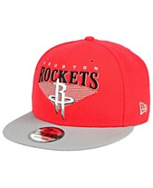 outlet store f7566 ff8da New Era Houston Rockets Retro Triangle 9FIFTY Snapback Cap