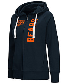 G-III Sports Women's Chicago Bears 1st Down Hoodie
