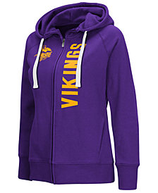 G-III Sports Women's Minnesota Vikings 1st Down Hoodie