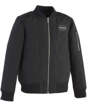 Calvin Klein Bomber Jacket,...