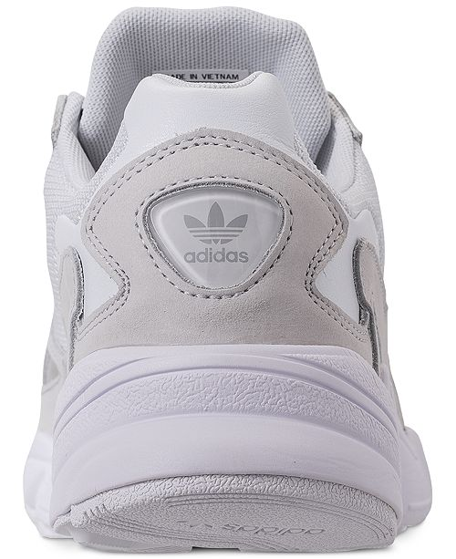 online store 2b168 676cd ... adidas Women s Falcon Athletic Sneakers from Finish Line ...