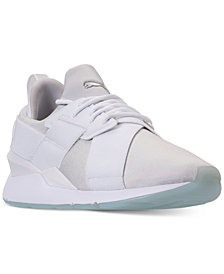 Puma Women's Muse Ice Casual Sneakers from Finish Line
