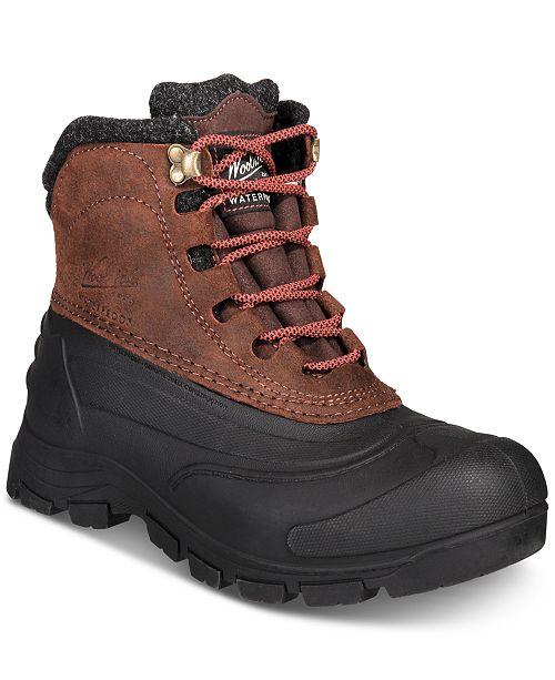 Woolrich Men's Yukon Bay Waterproof Winter Boots