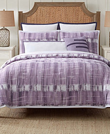 Vince Camuto Nantucket Full/Queen 3 Piece Duvet Set