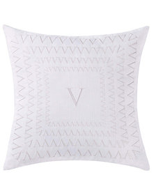 "Vince Camuto Talia Abstract 18"" Square Decorative Pillow"