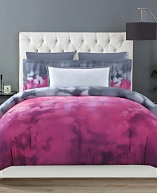 Christian Siriano Botanical Ombre 3-Pc.  Duvet Cover Collection