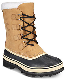Sorel Men's Caribou Waterproof Boots