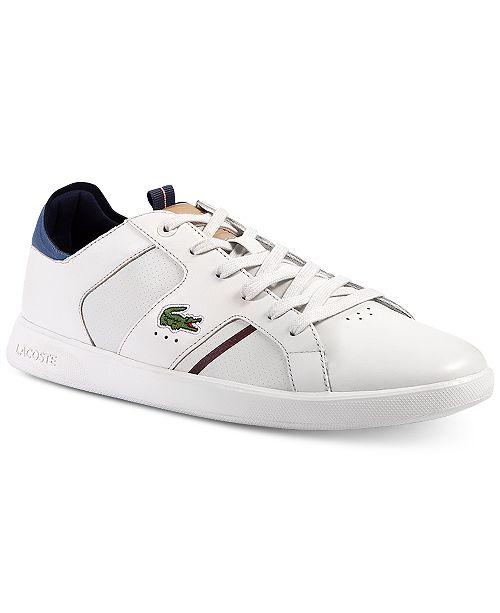 4a8bef626 Lacoste Men s Novas 418 1 Sneakers   Reviews - All Men s Shoes - Men ...