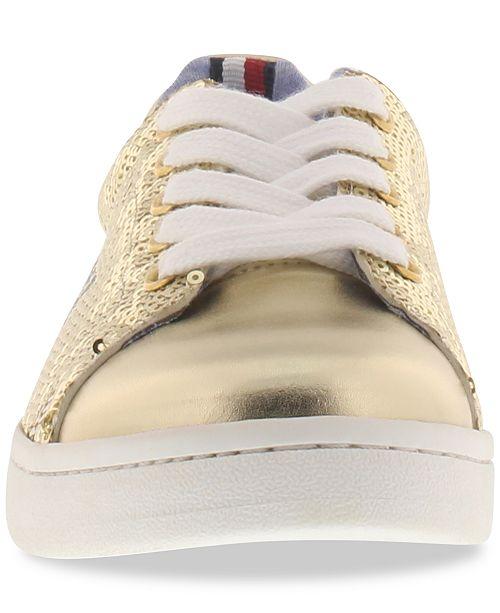 Little & Big Girls Alvina Poe Sneakers