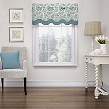 Waverly Charmed Life Wave Window Valance