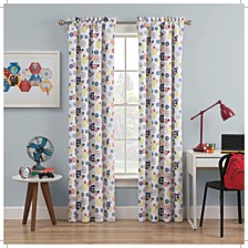 Waverly Kids Wind Me Up Blackout Window Curtain