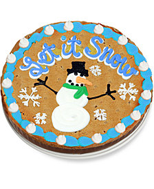 Chocolate Covered Company® Let It Snow Cookie Bark Cake