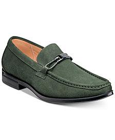 Stacy Adams Men's Neville Moc-Toe Slip-On Loafers