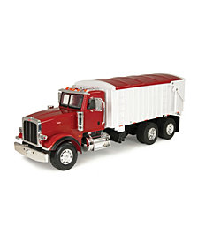 Tomy - 1-16 Scale Big Farm Peterbilt With Grain Box Diecast Vehicle