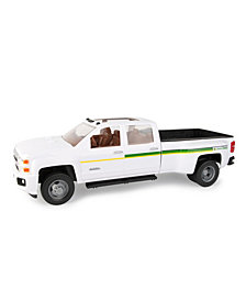 Big Farm 1-16 John Deere Chevrolet 3500 Dealership Truck