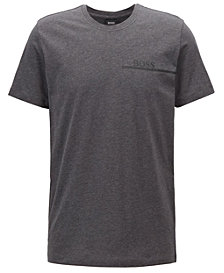 BOSS Men's Cotton Logo T-Shirt