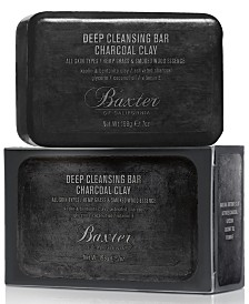 Baxter Of California Deep Cleansing Bar Charcoal Clay, 7-oz.