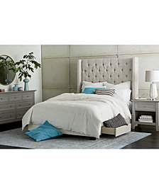 Monroe Storage Bedroom Furniture Collection, Created for Macy's