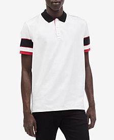 Calvin Klein Men's Colorblocked Polo