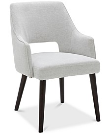 Aspen Dining Host Chair, Created for Macy's