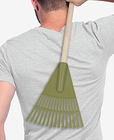 Hammer and Axe Back Scratcher Rake