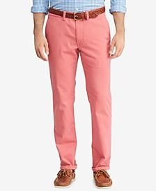 Men's Slim-Fit Stretch Bedford Chino Pants