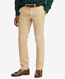 Polo Ralph Lauren Slim-Fit Bedford Chino Pants