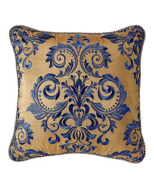 """Croscill Allyce 16"""" Square Decorative Pillow"""