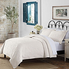 Tuscany King Coverlet Set