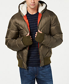 Michael Kors Men's Quilted Down Jacket