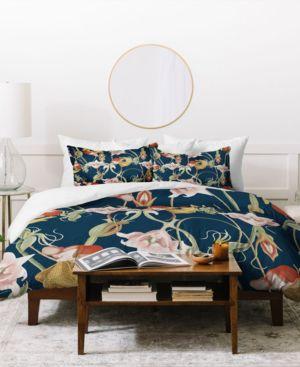 Cayenablanca Orchid Dance Duvet Set Bedding 7111806