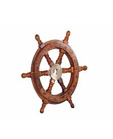 Decorative Ship Wheel