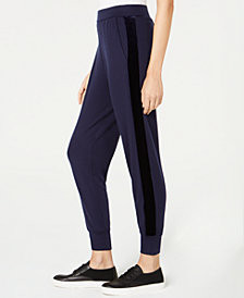 Eileen Fisher Tencel® Track Pants, Regular & Petite