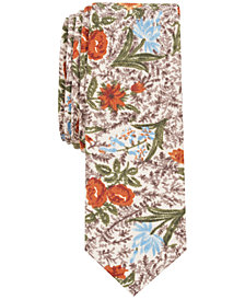 Penguin Men's Madden Botanical Skinny Tie