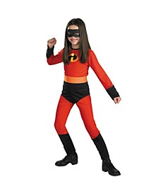 The Incredibles Violet Little and Big Girls Costume