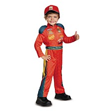 Cars 3 Lightning Mcqueen Classic Little Boys or Girls Costume
