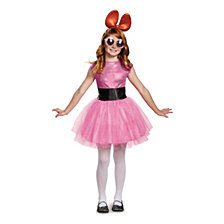 Powerpuff Girls Blossom Tutu Deluxe Big Girls Costume