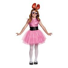 Powerpuff Girls Blossom Tutu Deluxe Big Girls Costume