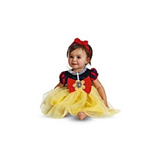 Snow White Deluxe Baby Little and Big Girls Costume