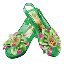 Disney Tinker Bell Little Girls Sparkle Shoes