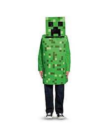 Minecraft Creeper Classic Big Boys Costume