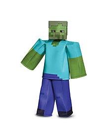 Minecraft Zombie Prestige Big Boys Costume