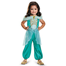 Disney Princess Jasmine Classic Toddler Girls Costume
